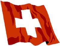 bandeira suiça